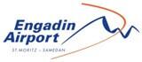 Engadin Airport, Samedan, Schweiz
