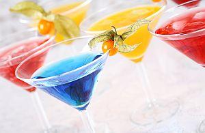 Natürlich dürfen auf Ihrer Veranstaltung auch die schmackhaften Cocktails nicht fehlen. Fragen Sie unseren Messe und Event Catering Service.