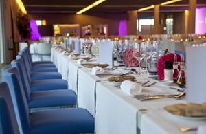 Die schönsten Locations und Dekorationen für Ihr Event.