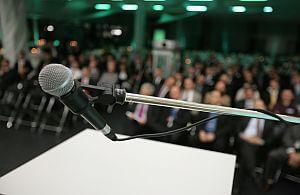 Dolmetscher und Übersetzer für Ihre Messe, Event oder Tagung.
