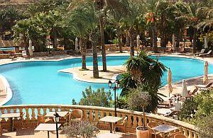 Erholung während einer Incentive Reise in einem ruhigen Hotel auf Gozo