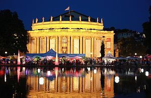 Die Incentive Reisende werden begeistert sein. Das Stuttgarter Sommerfest. Wunderschön am See.
