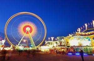 Alle Incentive Reisende lieben das Stuttgarter Volksfest. Ein Spaß für alle.