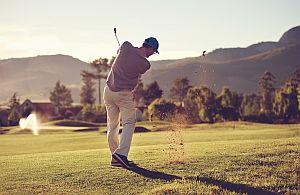 Entspannung auf dem Golfplatz. Sportincentives zu den schönsten Golfplätze der Welt.