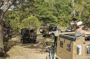 Jeep Safaris in Afrika ist auf VIP-Reisen sehr beliebt. Unsere Incentive Agentur hat die besten Kontakte.