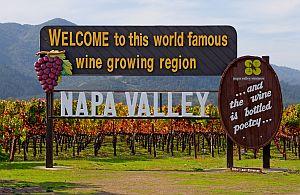 Napa Valley in Kalifornien. Für Weinliebhaber ein Muss. Mit unserer Incentive Agentur in die schönsten Weingüter Kaliforniens.
