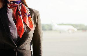 Messebekleidung und Promotion-Outfits. Mieten oder Kaufen.