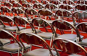 Mietstühle. Mietmöbel rund um Ihre Veranstaltung. Verleih von all about event.