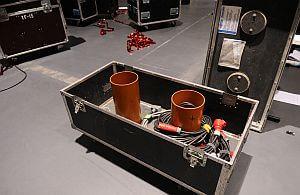 Kabel und Cases für Veranstaltungstechnik für Ihr Event.