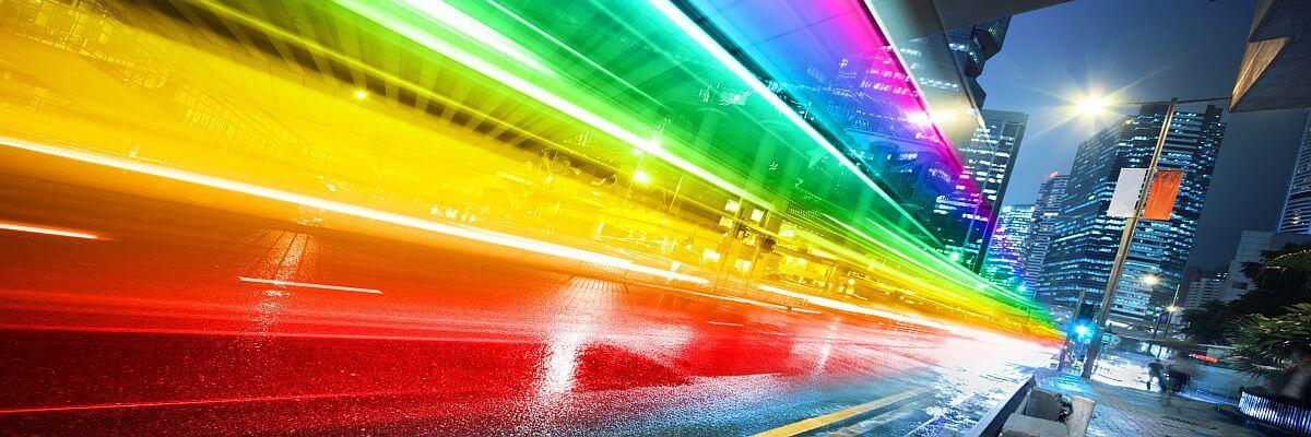 Straße. Zur richtigen Zeit am richtigen Ort. Promotion, Promotionbereiche und Veranstaltungsplanung.