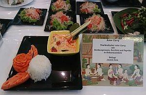 Sushi mit Reis