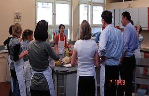 Mit Anatoi die asiatische Küche kennen lernen.